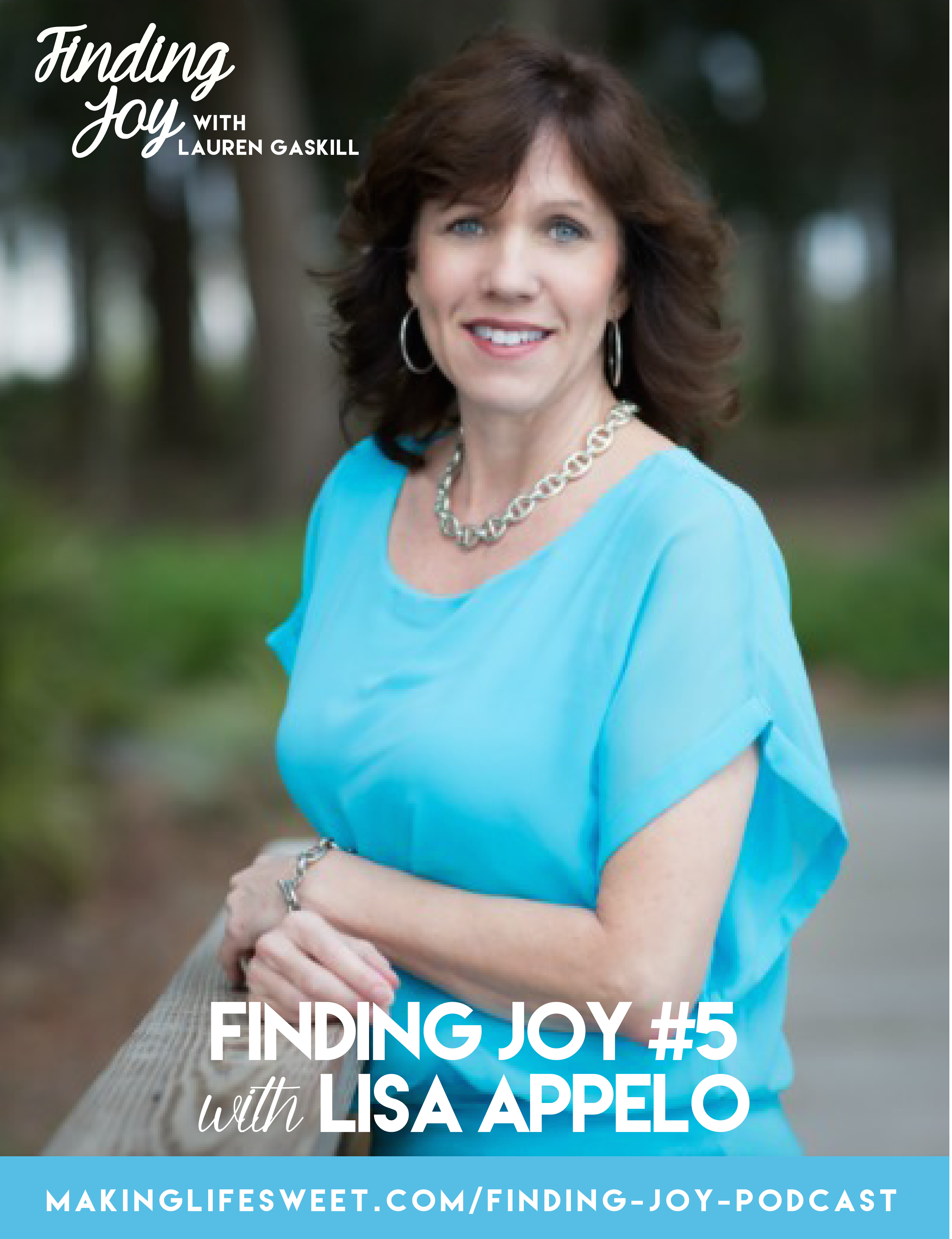 lisa appelo finding joy podcast2