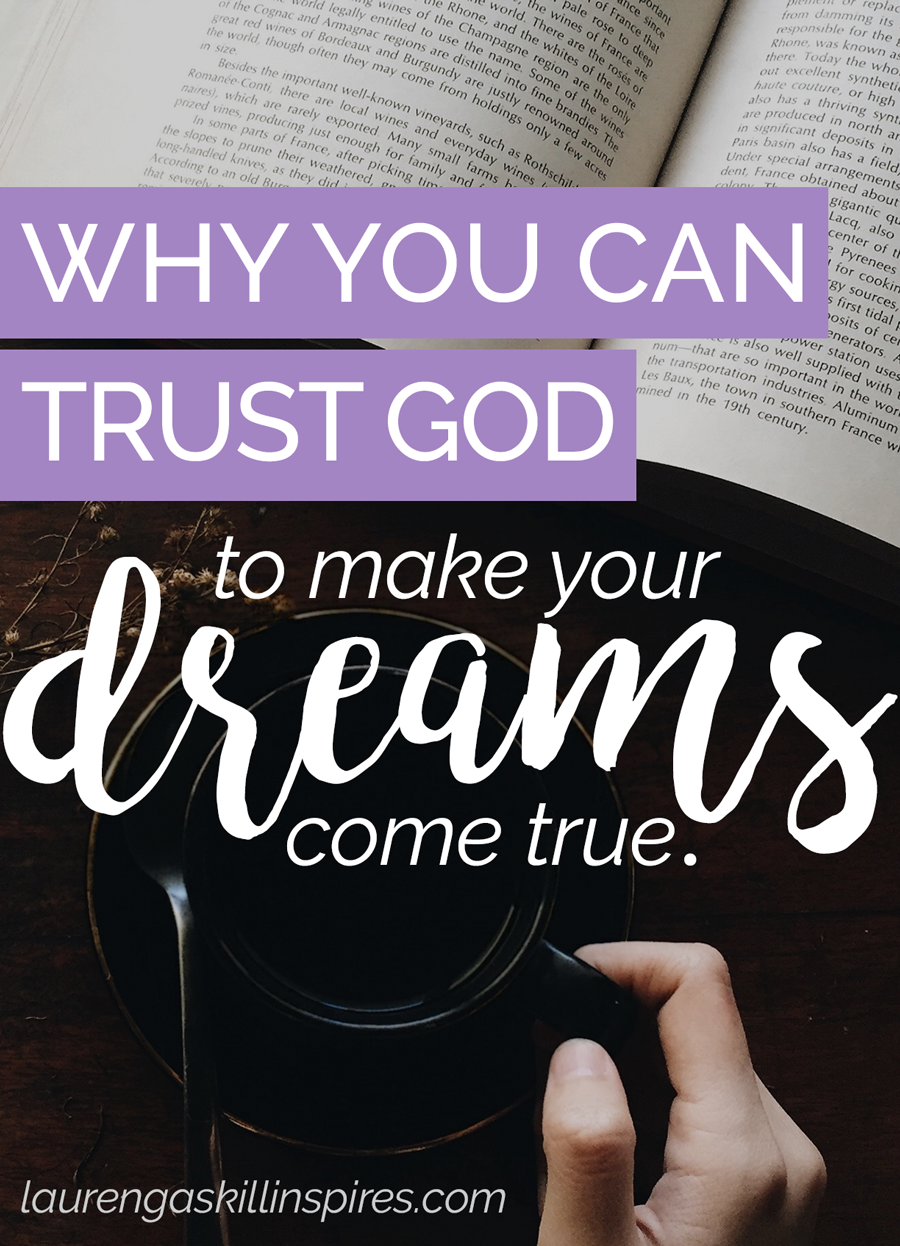 With God, Dreams Come True — Nothing Is Impossible