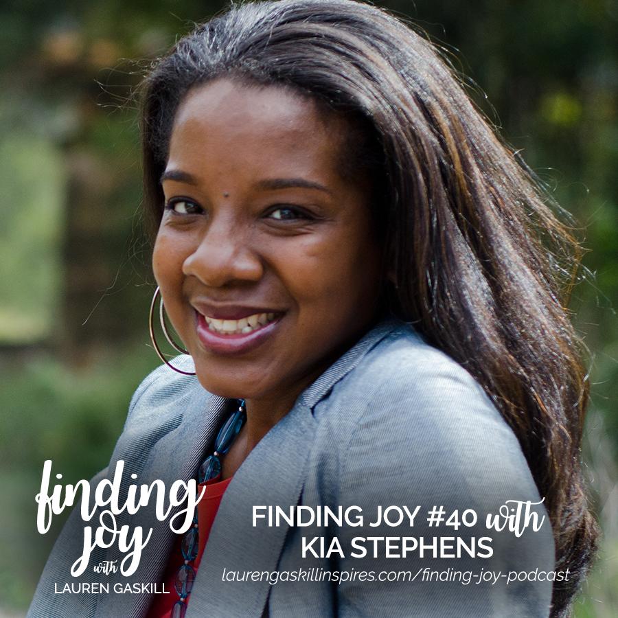 finding joy podcast episode 40